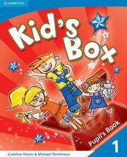 014 1EP SB KID'S BOX SECOND EDITION