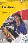 ASK ALICE. ELEMENTARY-LOWER-INTERMEDIATE (+CD)