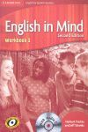 010 ENGLISH IN MIND 1 WORKBOOK + CD (SPANISH EDITION)
