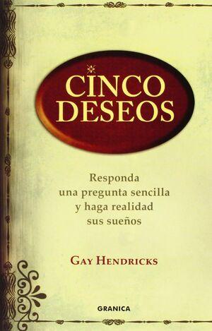 CINCO DESEOS