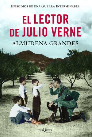 LECTOR DE JULIO VERNE, EL. + CUADERNO