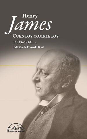 CUENTOS COMPLETOS JENRY JAMES (1895-1910)
