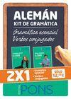 ALEMAN KIT DE GRAMATICA