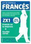 FRANCES KIT DE EMPRESA (+CD)