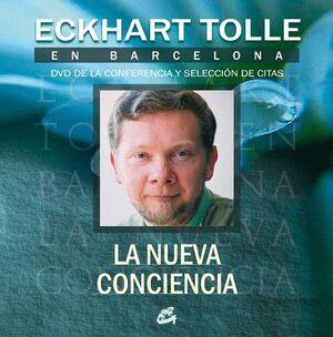 DVD LA NUEVA CONCIENCIA. ECKHART TOLLE EN BARCELONA