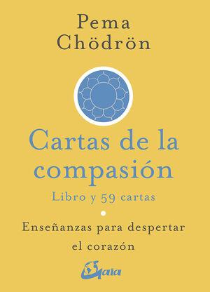 CARTAS DE LA COMPASIÓN (LIBRO Y 59 CARTAS)