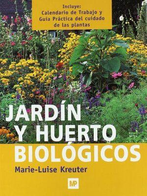 JARDIN Y HUERTO BIOLOGICOS