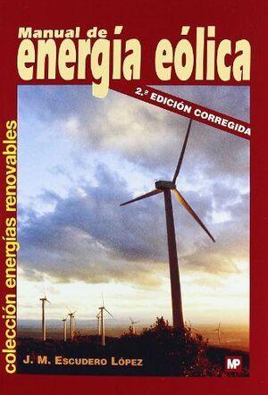 MANUAL DE ENERGIA EOLICA (2ª EDICION CORREGIDA)