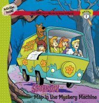 SCOOBY-DOO! MAP IN THE MYSTERY MACHINE REASOLVE VOL 1