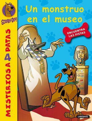 UN MONSTRUO EN EL MUSEO