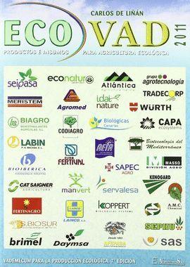 ECOVAD 2011. PRODUCTOS E INSUMOS PARA AGRICULTURA ECOLOGICA