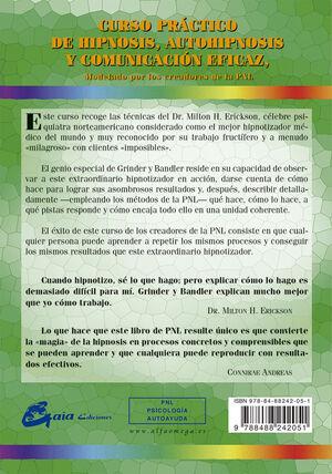 TRANCE FORMATE. CURSO PRACTICO DE HIPNOSIS Y COMUNICACION EFICAZ