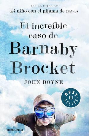 EL INCREÍBLE CASO DE BARNABY BROCKET