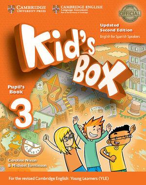017 3EP SB KID'S BOX