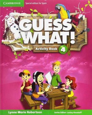 020 4EP WB GUESS WHAT SPECIAL EDITION FOR SPAIN WITH GUESS WHAT YOU C
