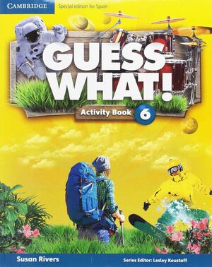 020 6EP WB GUESS WHAT ESS ONLINE PACK 3LIBROS