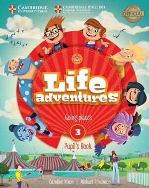 020 3EP LIFE ADVENTURES. PUPIL'S BOOK. LEVEL 3