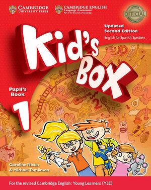 017 1EP SB KID'S BOX