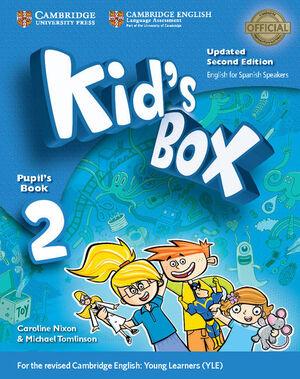 017 2EP SB KID'S BOX