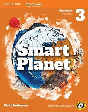 015 WB SMART PLANET 3 WORKBOOK SPANISH