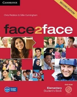 014 SB/WB FACE2FACE ELEMENTARY PACK SPANISH SPEAKERS WITH KEY+STUDENT'S BOOK+WORKBOOK