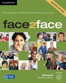 014 SB/WB FACE2FACE ADVANCED PACK STUDENT'S BOOK+SPANISH SPEAKERS HANDBOOK AND WORKBOOK WITH KEY
