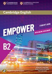 016 SB B2 ENGLISH EMPOWER FOR SPANISH SPEAKERS STUDENT'S BOOK WITH ONLINE ASS