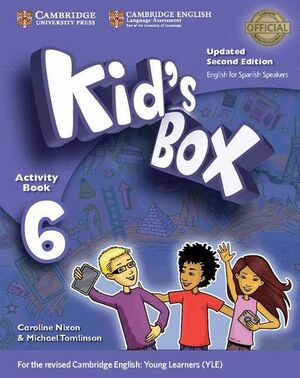017 6EP WB KID'S BOX