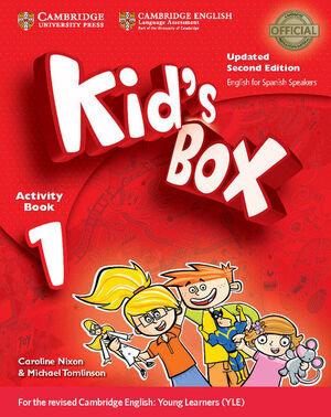 017 1EP WB KID´S BOX  CD-ROM