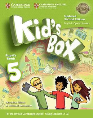 017 SB 5EP KID'S BOX