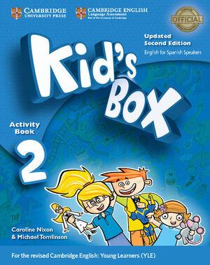 017 2EP WB KID'S BOX