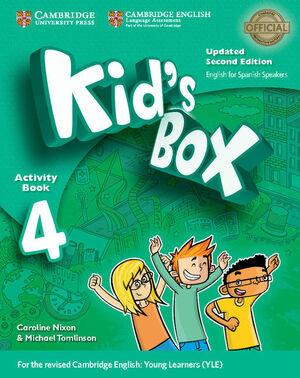 017 4EP WB KID'S BOX
