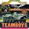 TEAMBOYS ARMY STICKERS! REF.611-01