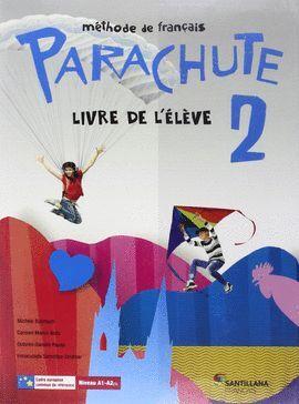 015 2ESO PARACHUTE LIVRE DE ELEVE