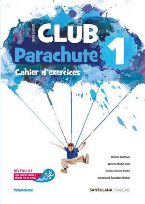 019 1ESO  CLUB PARACHUTE 1  CAHIER D'EXERCICES