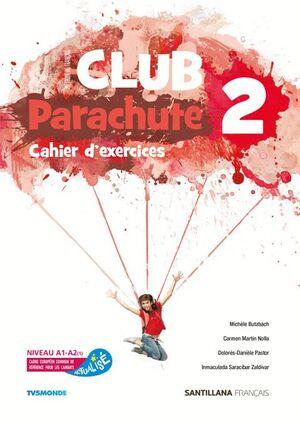 019 2ESO WB CLUB PARACHUTE 2 CAHIER D'EXERCICES