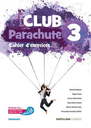 019 3ESO CLUB PARACHUTE 3 CAHIER D'EXERCICES