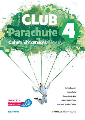 019 4ESO CLUB PARACHUTE CAHIER D'EXERCICES