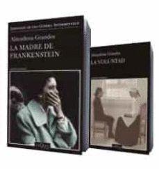 PACK LA MADRE DE FRANKENSTEIN + LA VOLUNTAD