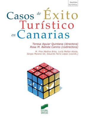 015 CASOS DE EXITO TURISTICO EN CANARIAS