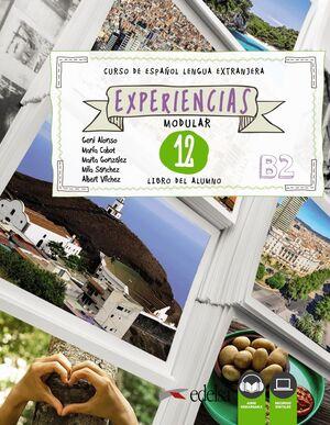 020 EXPERIENCIAS 12 (B2). LIBRO DEL ALUMNO