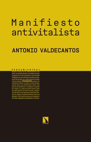 MANIFIESTO ANTIVITALISTA