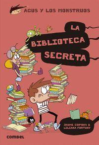 AGUS16 MONST LA BIBLIOTECA SECRETA