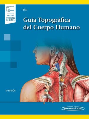 020 GUIA TOPOGRAFICA DEL CUERPO HUMANO (6ª EDICION)
