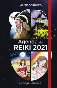 021 AGENDA DEL REIKI