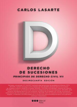 019 T7 PRINCIPIOS DERECHO CIVIL: DERECHO SUCESIONES