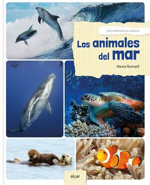 DESCUBRO LOS ANIMALES DEL MAR