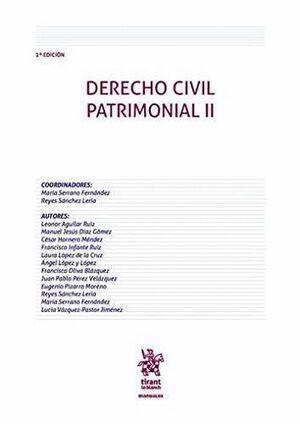 016 T2 DERECHO CIVIL PATRIMONIAL