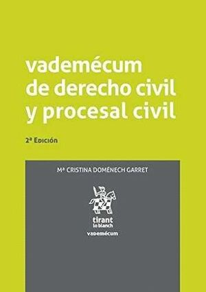 VADEMÉCUM DE DERECHO CIVIL Y PROCESAL CIVIL