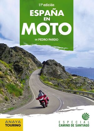 021 ESPAÑA EN MOTO -ESPECIAL CAMINO DE SANTIAGO
